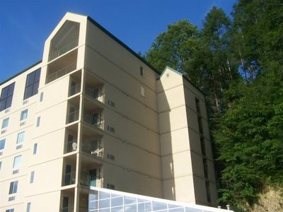 Photo for Newly redecorated 2 BR/2 BA condo that is approximately 4/10's mile from downtown G'Burg.