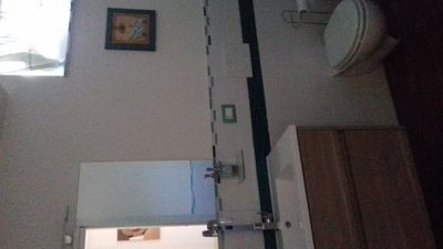 Photo for comfortable single room of q meters. 31 with independent entrance kitchen and garden.-