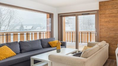 Photo for *BRAND NEW* Spacious 2 / 3 Bed 2 Bathroom Apartment in Chatel