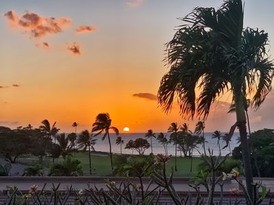 Actual View from your Lanai