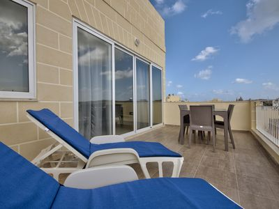 Photo for Off the Strand Gzira Penthouse