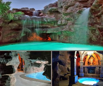 Photo for Estate With Private Pool & Waterslides Near Zion National Park & Sand Hollow