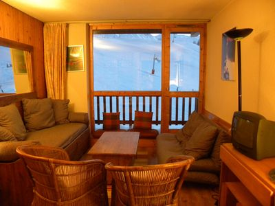 Photo for apartment on 4 half-levels, 2 exhibitions, views of the slopes