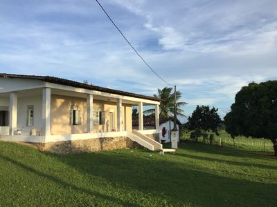 Photo for 5BR Farmhouse Vacation Rental in São Gonçalo dos Campos, Bahia