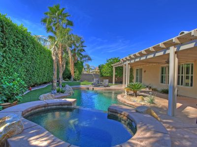 Photo for Spacious Desert Retreat in Esplanade with 3 Bedrooms Pool & Spa