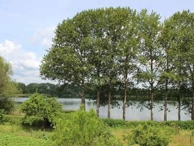 Photo for Your apartment directly on the Gantikow lake
