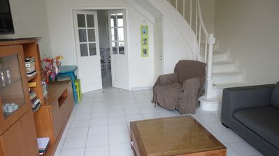 Photo for town house in Biarritz 10 mins Beach: WALK ALL