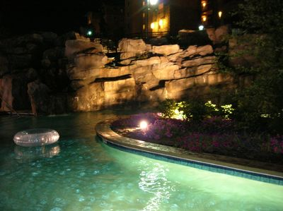 Exotic Mood at the Lazy River!
