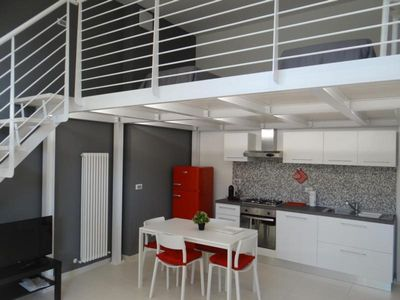 Photo for Holiday apartment Martinsicuro for 5 - 6 persons with 2 bedrooms - Holiday apartment