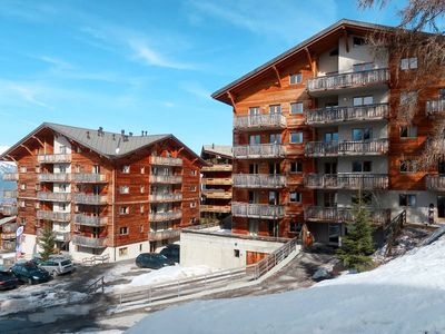 Photo for Apartment Residence Le Pracondu  in Haute - Nendaz, Quatre Vallees - 12 persons, 5 bedrooms