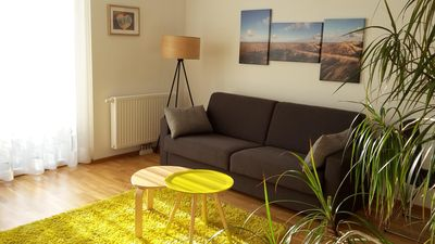 Photo for 3 bedrooms Terraces Apartment Vienna Schwechat near the airport and Wien Zentrum