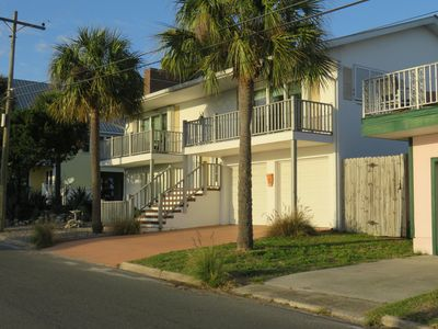 Photo for Waterfront Home in Downtown Cedar Key - Gorgeous Sunset Views! Pet Friendly!