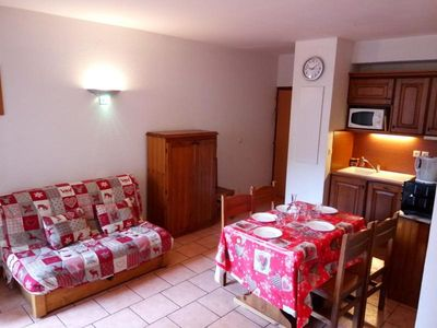 Photo for Apartment Orcières Merlette, 1 bedroom, 5 persons