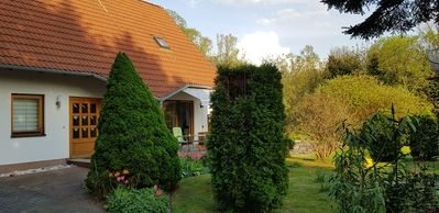 Photo for Holiday house with private pool in the beautiful Upper Lusatia