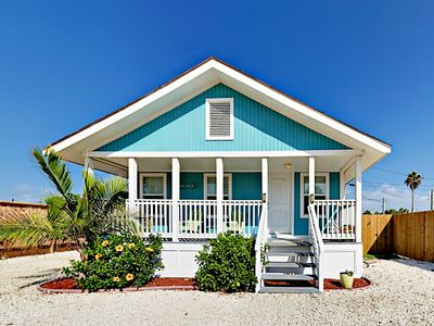 Photo for Charming 2BR Coastal Port Aransas Home, Minutes to Beach & Newly Renovated!