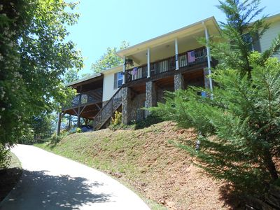 Photo for Beautiful North Carolina Mountain- Rates( $100/Night,$600/Weekly,$1200/monthly)