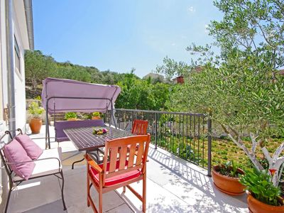 Photo for Holiday house with WiFi Trogir (K-15319)