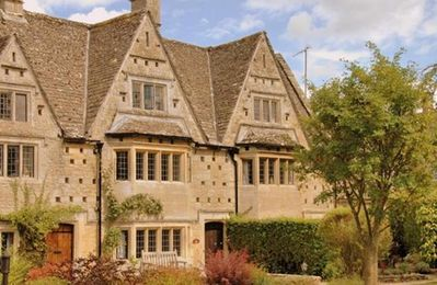 Photo for Middle Gable is one of the most picturesque and historic properties in the Cotswolds
