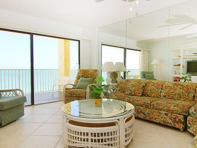 Photo for Apartment Gulf of Mexico in Clearwater/Redington Beach - 7 persons, 3 bedrooms