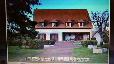 Photo for 5 bed perigord style house with swimming pool