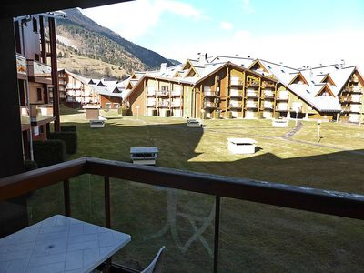 Photo for Apartment 350 m from the center of Les Contamines-Montjoie with Lift, Parking, Internet, Balcony (102621)