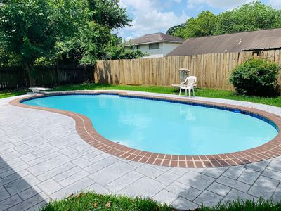 Photo for Home with pool and diving board