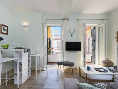 Photo for NEW! APARTMENT NEAR THE CATHEDRAL + WIFI + A/C