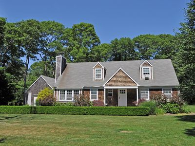 Photo for Perfect Family Rental Near Ocean & Town, Large open yard & deck