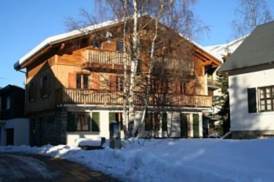 Photo for 75 M2 Duplex Chalet Apartment, Les Deux Alpes, France