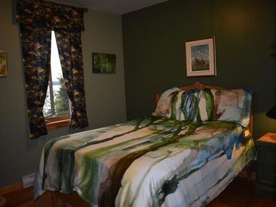 Photo for Le Gite de la Renarde  (Bed&Breakfast) - Aqua room