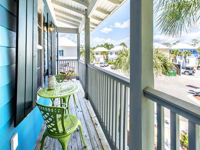 Photo for ☀️Blue Sky Bungalow-2BR-30A☀️ Jul 31 to Aug 2 $847 Total! Walk 2 Beach- 2 Pools