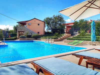 Photo for Holiday house with communal pool for 6 people