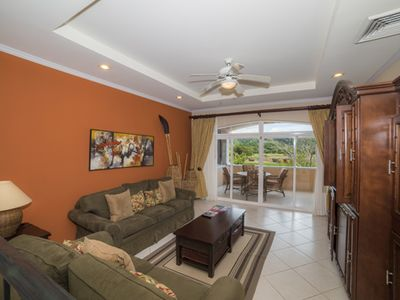 Photo for Colina 6D, 3Bdrs, 2Bath,Golf course/Rainforest view, First Floor