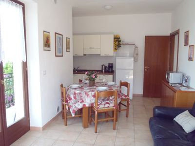 Photo for Casa Stefano n. 4  - spectacular lake view - parking - WIFI free