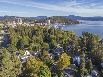 Fort Grounds, Coeur d'Alene, ID, USA