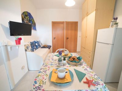 Photo for Holiday apartment Vieste for 4 persons with 1 bedroom - Penthouse holiday apartment