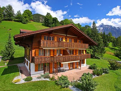 Photo for Apartment Chalet Hori in Grindelwald - 6 persons, 3 bedrooms