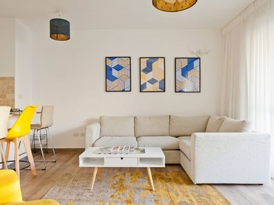 Photo for Modern 2 bedroom apartment in the heart of Jaffa