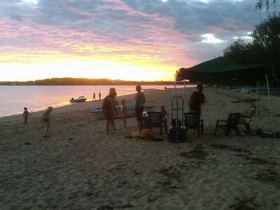 Photo for Coochiemudlo Island Beach Holiday Home