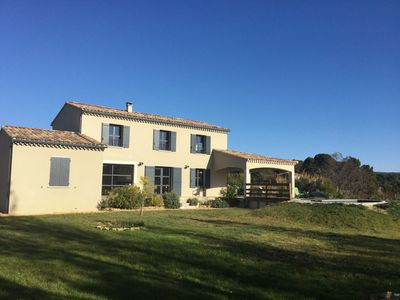 Photo for Villa with pool in the countryside sleeps 8
