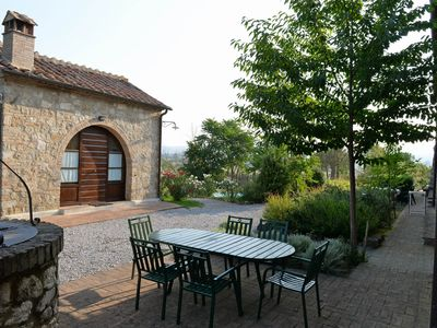 Photo for Typical former farmhouse of Tuscany, apartment M4
