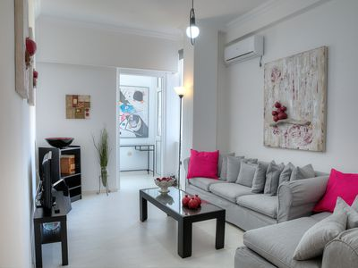 Photo for Cosy apartment in Glyfada center AMA00000208450