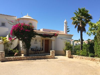 Photo for Casa Teresa - Carvoeiro: 2 Bedroom 3 Bathroom Cluster Villa with Sea View & WiFi