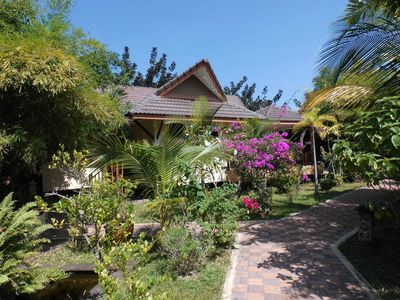 Photo for Individual living in 'mini-resort' with pool, near Koh Samet