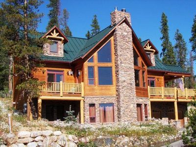 Breckenridge Mountain Chalet
