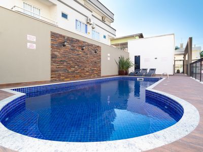 Photo for Rent Apartment 2 bedroom s / 1 suite Swimming Pool | Bombas / SC