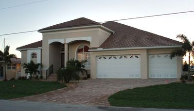 Photo for Punta Gorda Isles- Perfect Location- Beautiful Waterfront Home- Heated Pool/Spa