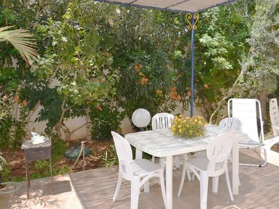 Photo for Two-room apartment for 2/3 people with equipped veranda - 8 min walk to the beach