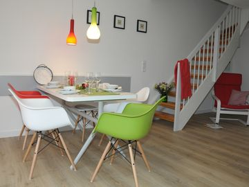 Baltic Sea / Schleiurlaub in newly renovated apartment with 3 bedrooms