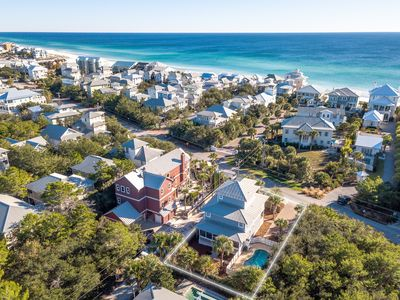 Photo for Deeded Beach Access, 3 minute walk! Gulf Views! Private Pool!